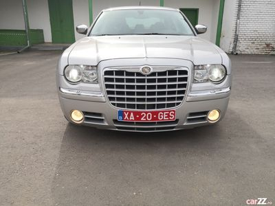 second-hand Chrysler 300C an 2008, 3.0 CRD V6, automat, xenon, etc.