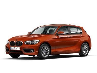 second-hand BMW 118 i