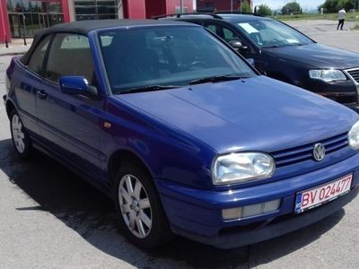 second-hand VW Golf Cabriolet III 1.8i 1997