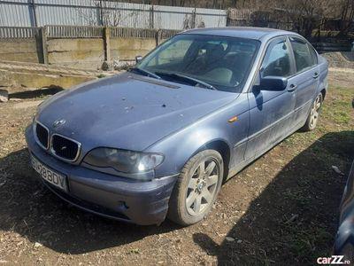 second-hand BMW 320 e46 d 150 cp Facelift