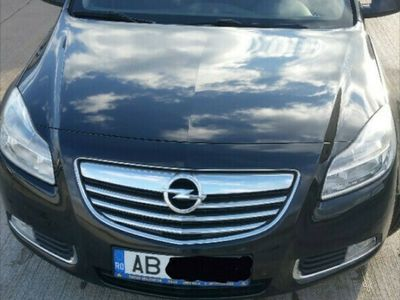 second-hand Opel Insignia  euro 5, fab. 2010 131 cp