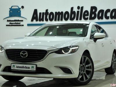 second-hand Mazda 6 6 2.0 Benzina 165 CP 2016 EUROGERMANIA Navi, 33 000