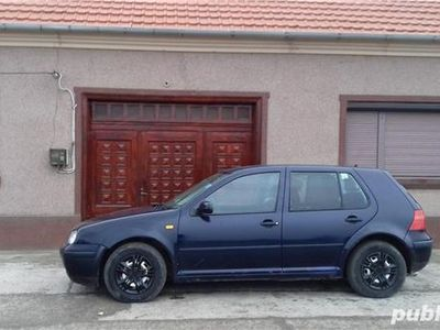käytetty VW Golf IV