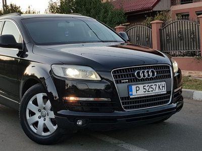 second-hand Audi Q7 3.0 tdi 245cp, IMPECABILL