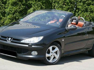 second-hand Peugeot 206 CC Cabrio - an 2001, 2.0i (Benzina)