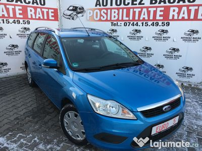 second-hand Ford Focus 2011-EURO 5-Benzina-Posibilitate RATE-