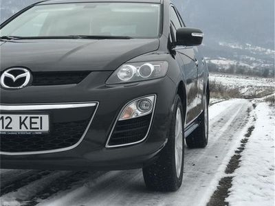 second-hand Mazda CX-7