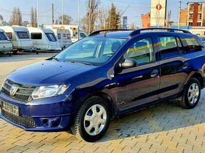 second-hand Dacia Logan MCV 1.2 Benzina + GPL