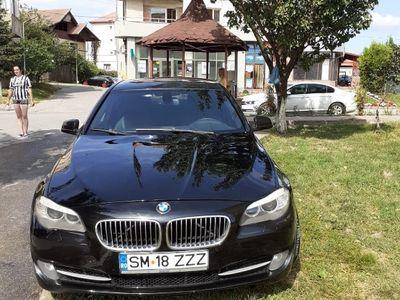 second-hand BMW 520 d an 2012, 184 cp