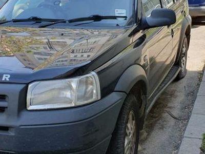 second-hand Land Rover Freelander