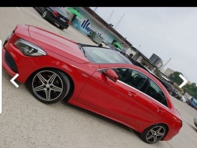 second-hand Mercedes CLA250 amg
