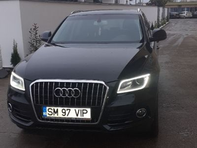 second-hand Audi Q5 2000 benxina