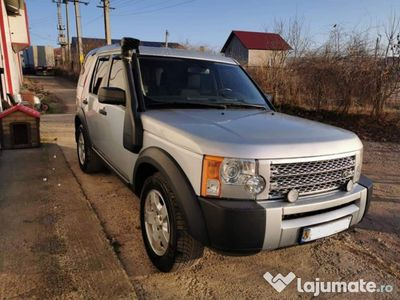 second-hand Land Rover Discovery 2007 2.7d impecabil