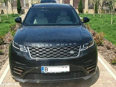 second-hand Land Rover Range Rover Velar 2.0