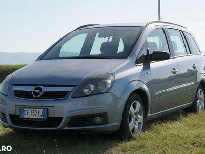 second-hand Opel Zafira 7 Locuri - an 2007, 1.9 Cdti (Diesel)
