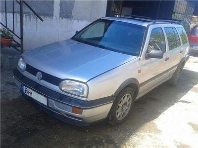 second-hand VW Golf III