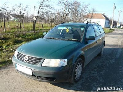 second-hand VW Passat 1.9 TDI 110 CP