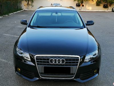 second-hand Audi A4 B8 S-Line Business 2.0 TDI 143cp An-2010 Euro 5 Navi