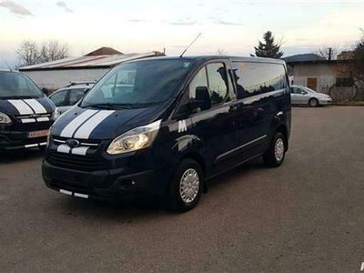 second-hand Ford Custom Transit2.2 Diesel 125 Cp 2013 Euro 5