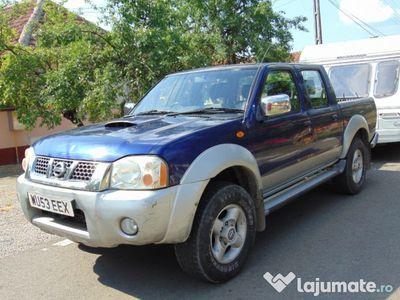 brugt Nissan Navara - 4x4