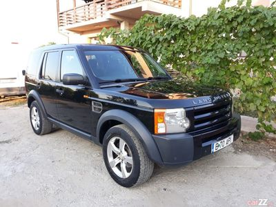 second-hand Land Rover Discovery 3 HSE TDV 6