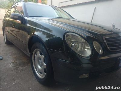 second-hand Mercedes E200 kompressor
