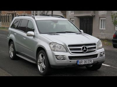 second-hand Mercedes GL420