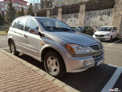 second-hand Ssangyong Kyron automat impecabil