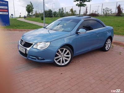 second-hand VW Eos 2.0tdi