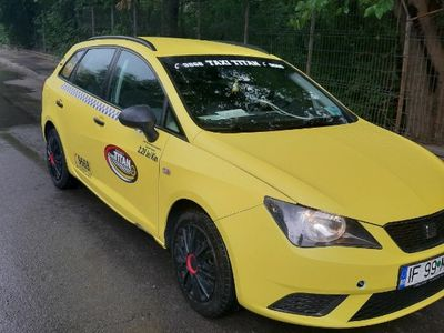 second-hand Seat Ibiza 1.6 tdi taxi schimb sau
