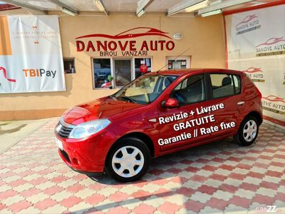 second-hand Dacia Sandero Revizie GRATUITA,Livrare GRATUITA,Garantie,RAT