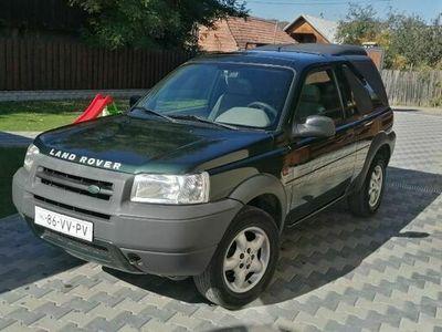 second-hand Land Rover Freelander 2.0