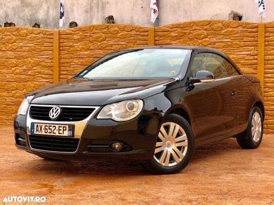 second-hand VW Eos 2.0 TDI An 2011 Euro 5 140 CP Panorama