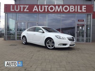 second-hand Opel Insignia (2009)-Special Edition