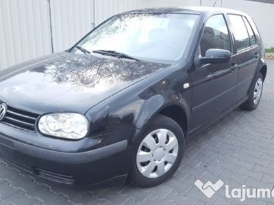 second-hand VW Golf IV 1.4 benzina, 2003 in stare foarte buna!