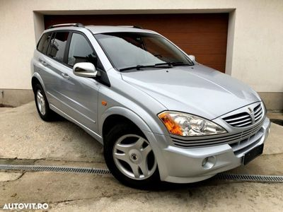 second-hand Ssangyong Kyron M200