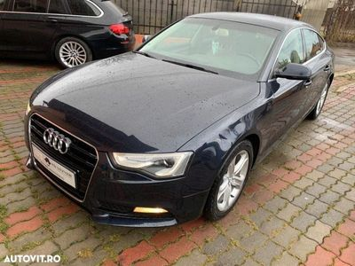 second-hand Audi A5 2.0