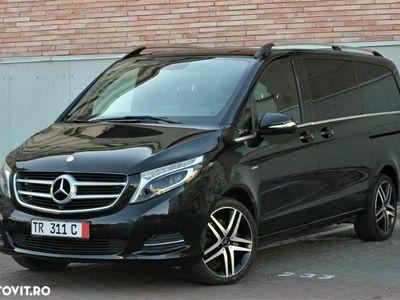 second-hand Mercedes V250