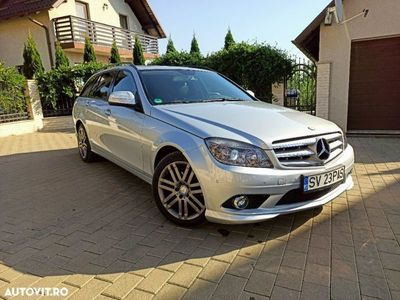 second-hand Mercedes C180 C