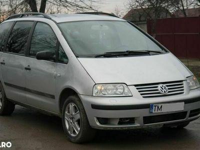 second-hand VW Sharan ( Alhambra, Galaxy ) 7 Locuri - an 2001, 1.9 Tdi