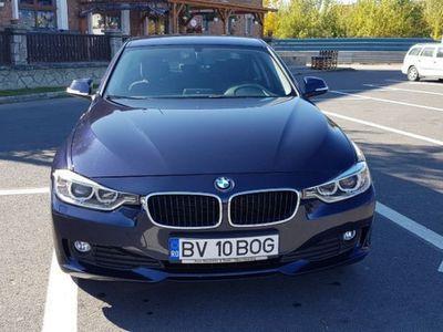 second-hand BMW 320 D F30 unic proprietar Ro