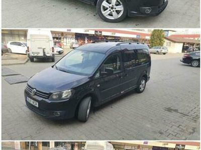 second-hand VW Caddy Maxi Life
