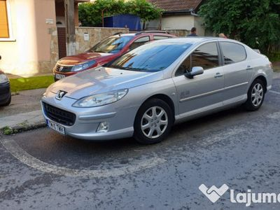 used Peugeot 407 1.6 hdi