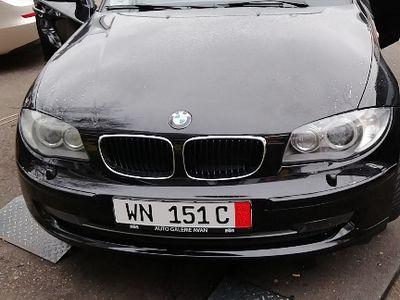 second-hand BMW 120 diesel