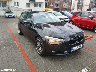 second-hand BMW 118 F20 D 143CP 2012.