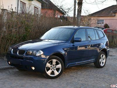 second-hand BMW X3 2.0d xdrive M-Pach