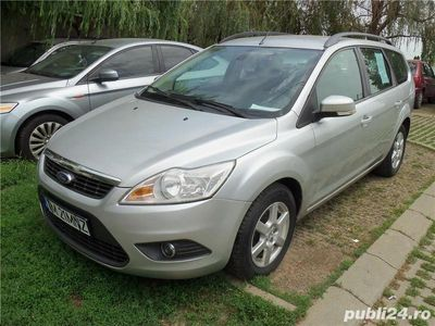 second-hand Ford Focus 2009 1.6 TDCI 110CP inmatriculat