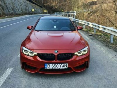 second-hand BMW M4 Coupe