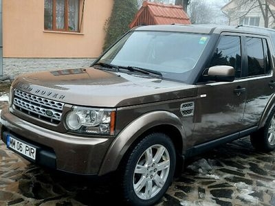 second-hand Land Rover Discovery 4,,,schimb,,,