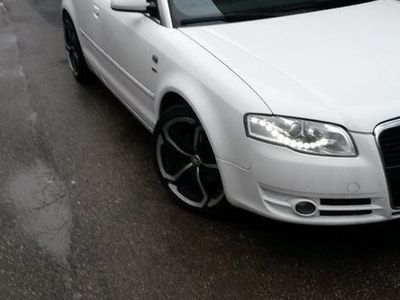 second-hand Audi A4 Cabriolet b7